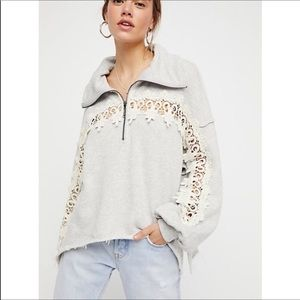 Free People | She's Cute Zip Up